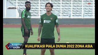 Skuad Garuda Siap Hadapi Malaysia