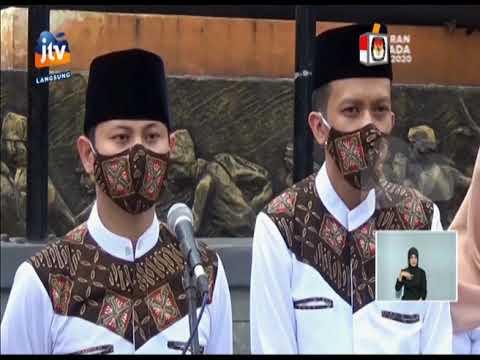 Debat Publik Calon Bupati Dan Wakil Bupati Kabupaten Trenggalek 08 Oktober 2020