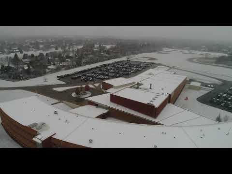 Prairie Ridge High School Drone Footage 11-9-18