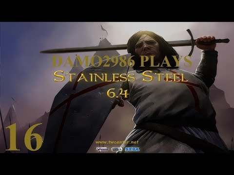 Let's Play M2TW: Stainless Steel - Part 16 (Portugal)