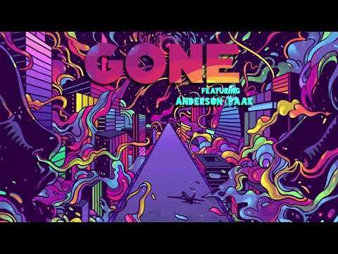 Mr. Probz feat. Anderson .Paak - Gone (Lyrics)