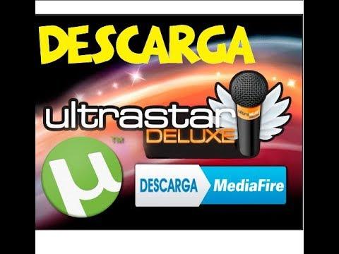 Descarga Ultrastar deluxe Ultima version + 32 Canciones Full Español 2017