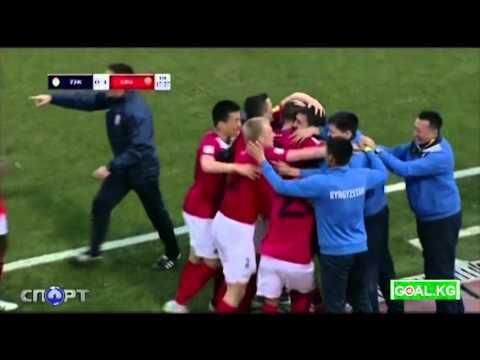 Таджикистан 0:1 Кыргызстан 29.03.2016
