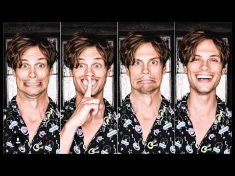 Matthew Gray Gubler: cutest moments (part 1)