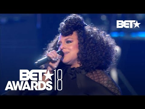 "Marsha Ambrosius Tributes Anita Baker With ""Caught Up In The Rapture"" Cover 