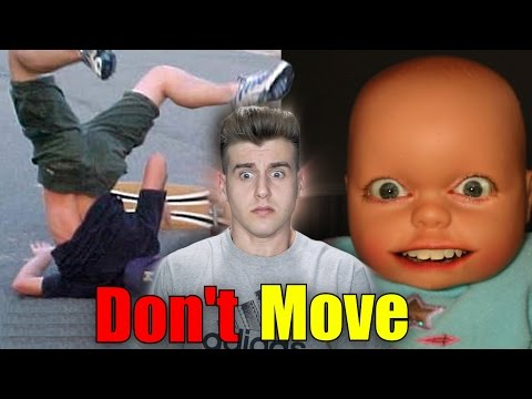 Thumbnail: Try Not To Move Challenge (You Will Fail)