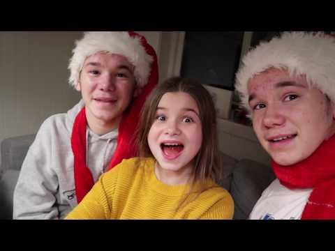 Marcus VS Martinus VS eMMa!!! Christmas Challenge