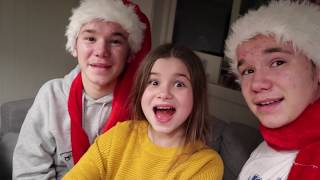 Marcus VS Martinus VS eMMa!!! (Christmas Challenge)