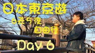 【2018 東京自由行】Day 6 池袋一天遊 重口味橫濱拉麵 東京雪後景色 排2小時等行李寄倉?? 日本東京6日5夜自由行