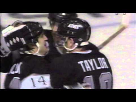 Gary Shuchuk playoff goal in second overtime - Kings at Canucks -  5/12/93