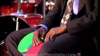 Colorful music from Sudan...