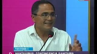 HANTAVIRUS   ENTREVISTA A LOS RESPONSABLES DE SALUD