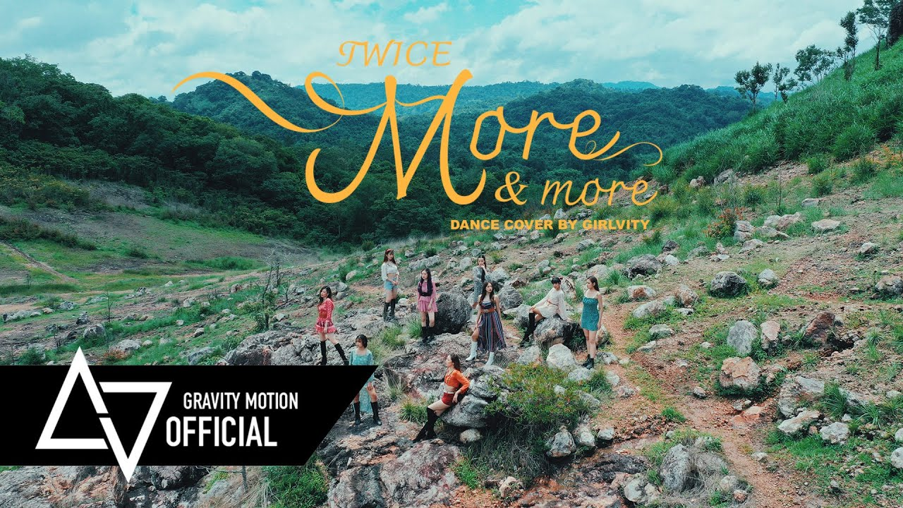 TWICE 'MORE & MORE' M/V Dance cover by GIRLVITY From Thailand