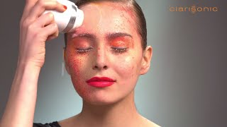 Removing Makeup With Clarisonic | 30 Seconds