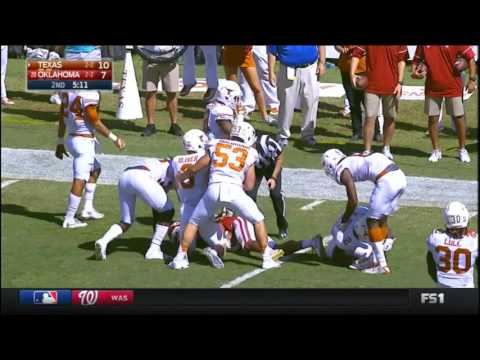 Texas Longhorns at Oklahoma Sooners in 30 Minutes - 10/8/16
