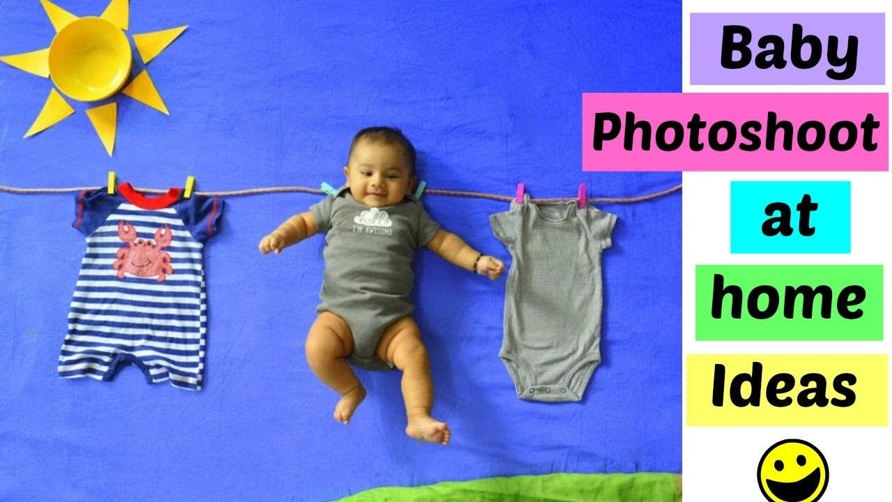 Baby Photoshoot At Home Ideas You Will Love This Youtube