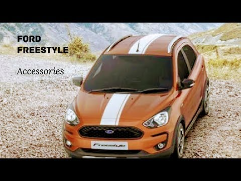 Ford Freestyle CUV 2018 Accessories Video With Price
