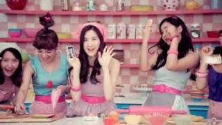 SNSD - Hey Cooky MV