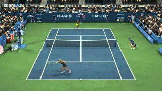 Grand Slam Tennis 2 - Federer smashes Nadal and more - Xbox 360 (HD)