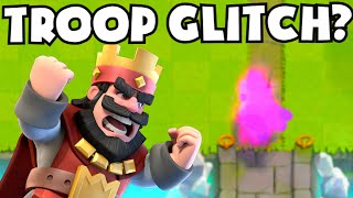 Clash Royale Weirdest Troop / Card Bugs + Glitches (DID THAT JUST HAPPEN?) Crazy Battle Gameplay
