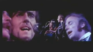 "Crosby, Stills, Nash & Young ""Suite : Judy Blues Eyes"" Woodstock 1969."