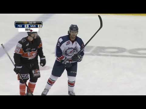 AIHL Live Game 99: Perth Thunder @ Melbourne Mustangs (19/08/2017)