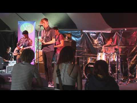 Slunk Monkey - Music in the Park - Gloucester July 2010