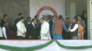 Swearing-in ceremony of new government in Nagaland | 8 March 2018