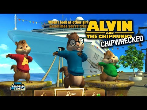 Alvin and the Chipmunks: Chipwrecked - Xbox 360 Gameplay