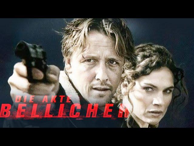 Die Akte Bellicher (ACTIONTRHILLER I Spielfilm in voller Länge, Film auf Deutsch anschauen) *4k*