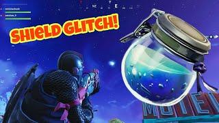 Fortnite Battle Royale Glitch (New) Shield glitch PS4/Xbox one 2018