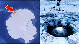 10 Mysterious Discoveries Found Frozen In Antarctica