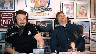 Maura digs up some DIRT on Johnny Smacks!!! | The 2 Johnnies Podcast Ep.56