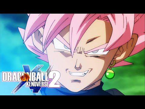 XENOVERSE 2: SUPER SAIYAN ROSE E BLACK GOKU, CIO' CHE C'E' DA SAPERE! - Dragon Ball Xenoverse 2 ITA