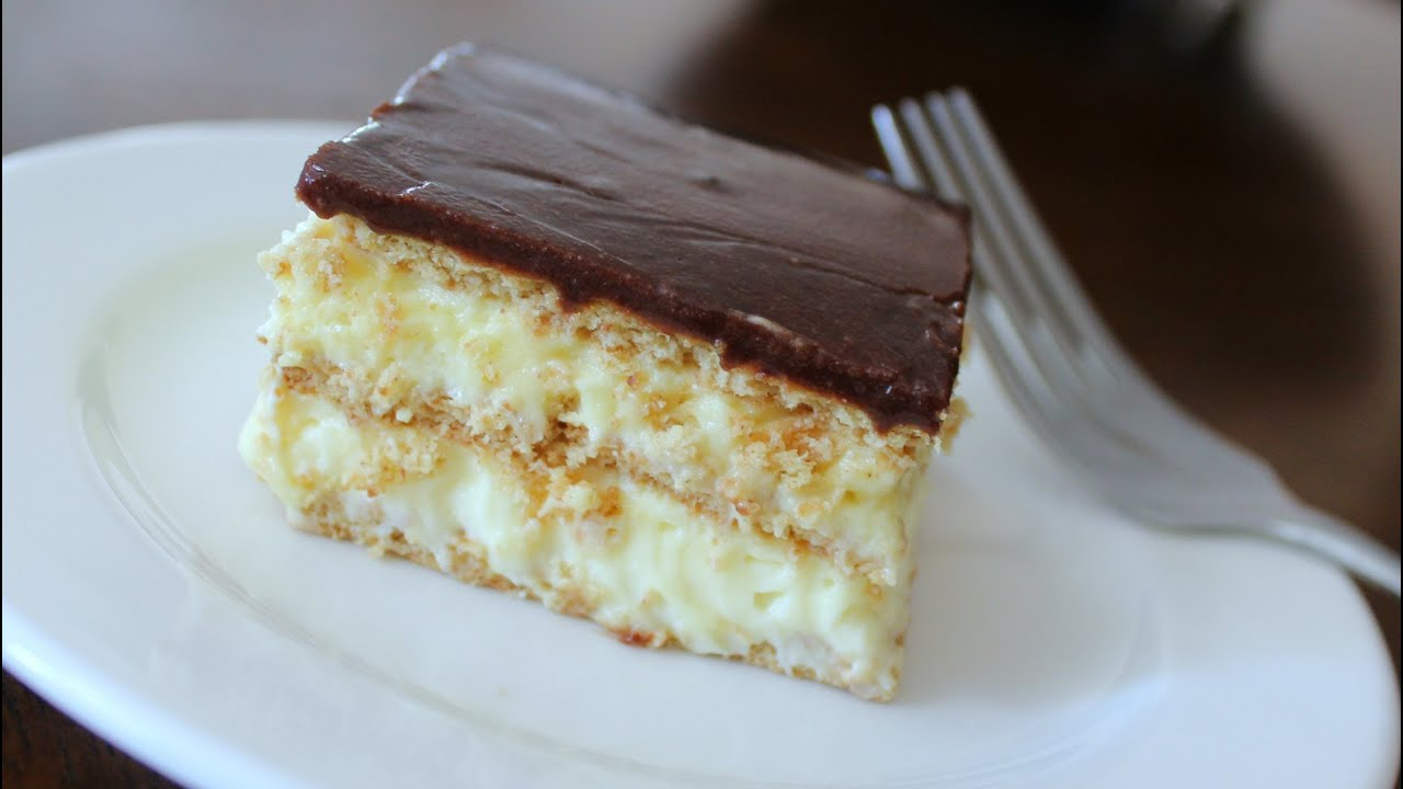 Find Recipe For Chocolate Eclair Cake