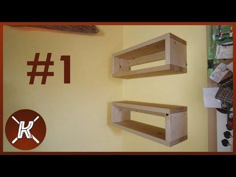 Diy Wandregal Teil 1 Philipp Konter Youtube