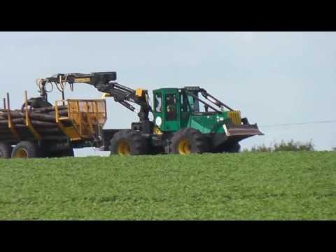 Repeat Forst und Gartenbaubetrieb Andre´Albrecht Timberjack 360 D