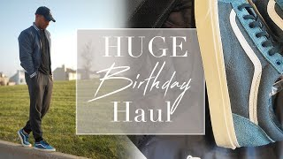 Birthday Haul 2018 - What To Buy Someone With Everything for Their Birthday?