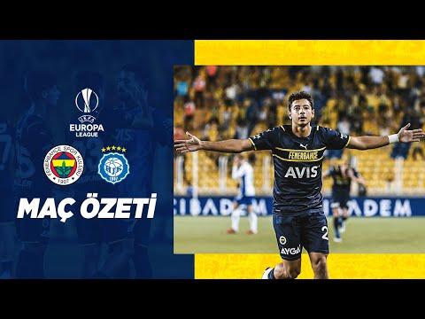 MAÇ ÖZETİ: Fenerbahçe 1-0 HJK Helsinki