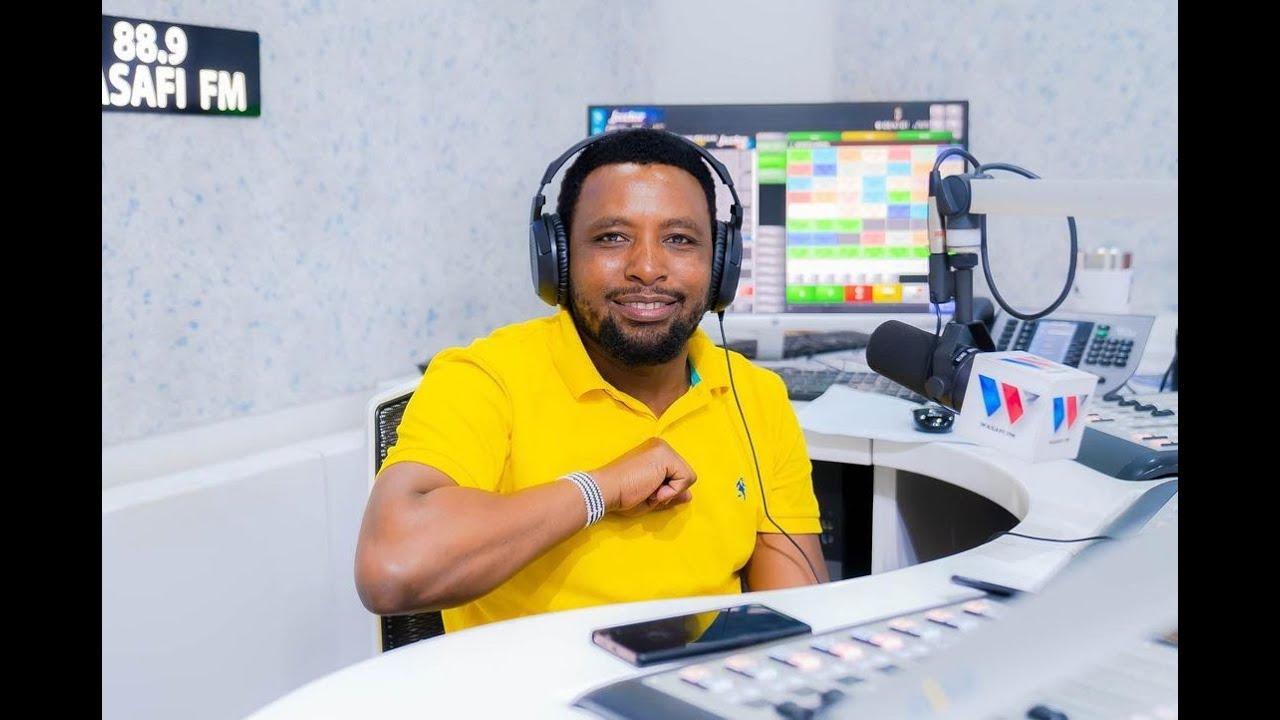 Download 🔴#LIVE : SPORTS ARENA  NDANI YA WASAFI  FM - 22 SEPT, 2021