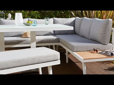 palermo rattan effect corner sofa set cover oak furniture land sofas review danetti garden 6 seater table backless bench