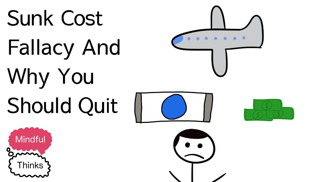 sunk cost effect The sunk cost effect, an interesting and well-known decision bias, is pervasive in  real life and has been studied in various disciplines in this.