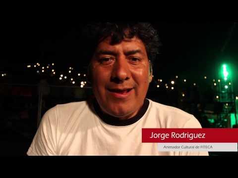 Entrevista a Jorge Rodriguez - FITECA