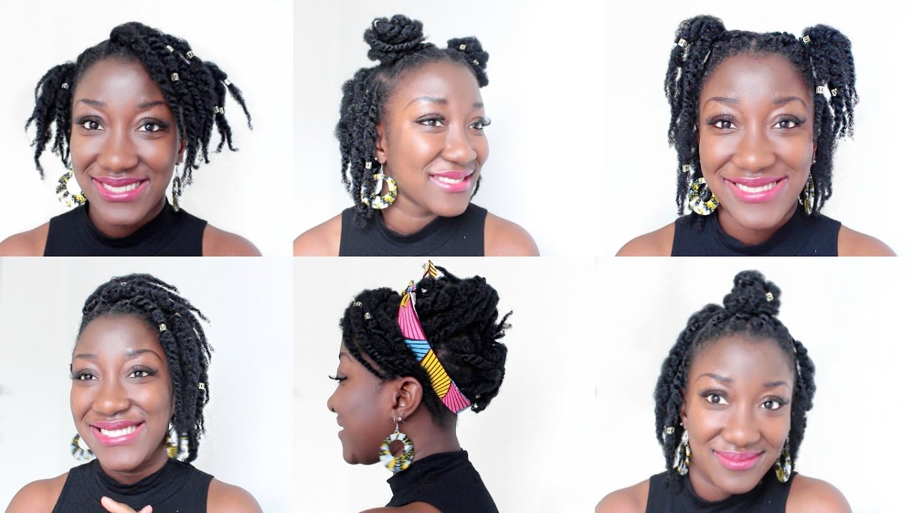 how to style fine hair 7 ways to style twists how to style twist 1539 | maxresdefault