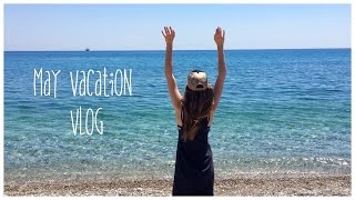 may vacation vlog