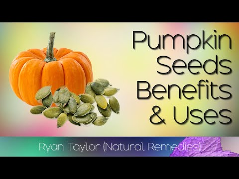 Pumpkin Seeds: Benefits and Uses