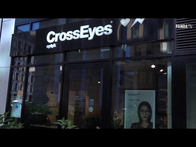 CrossEyes - spot reklamowy