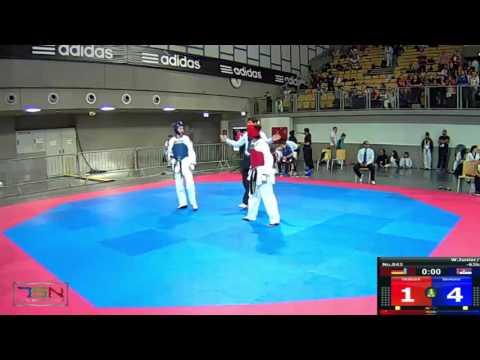 1043-Savkovic, Nadja (SRB) vs Oeztuerk, Selina (GER) 5-4