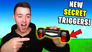 Trying The *NEW* Secret Controller Attachment... (INSANE)