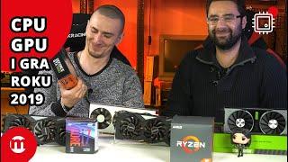 NAJLEPSZY procesor, karta graficzna i gra roku 2019 | Tek Testers & Fanboy